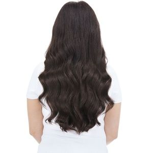 BELLAMI MOCHACHINO BROWN  HAIR EXTENSIONS 160g 20""